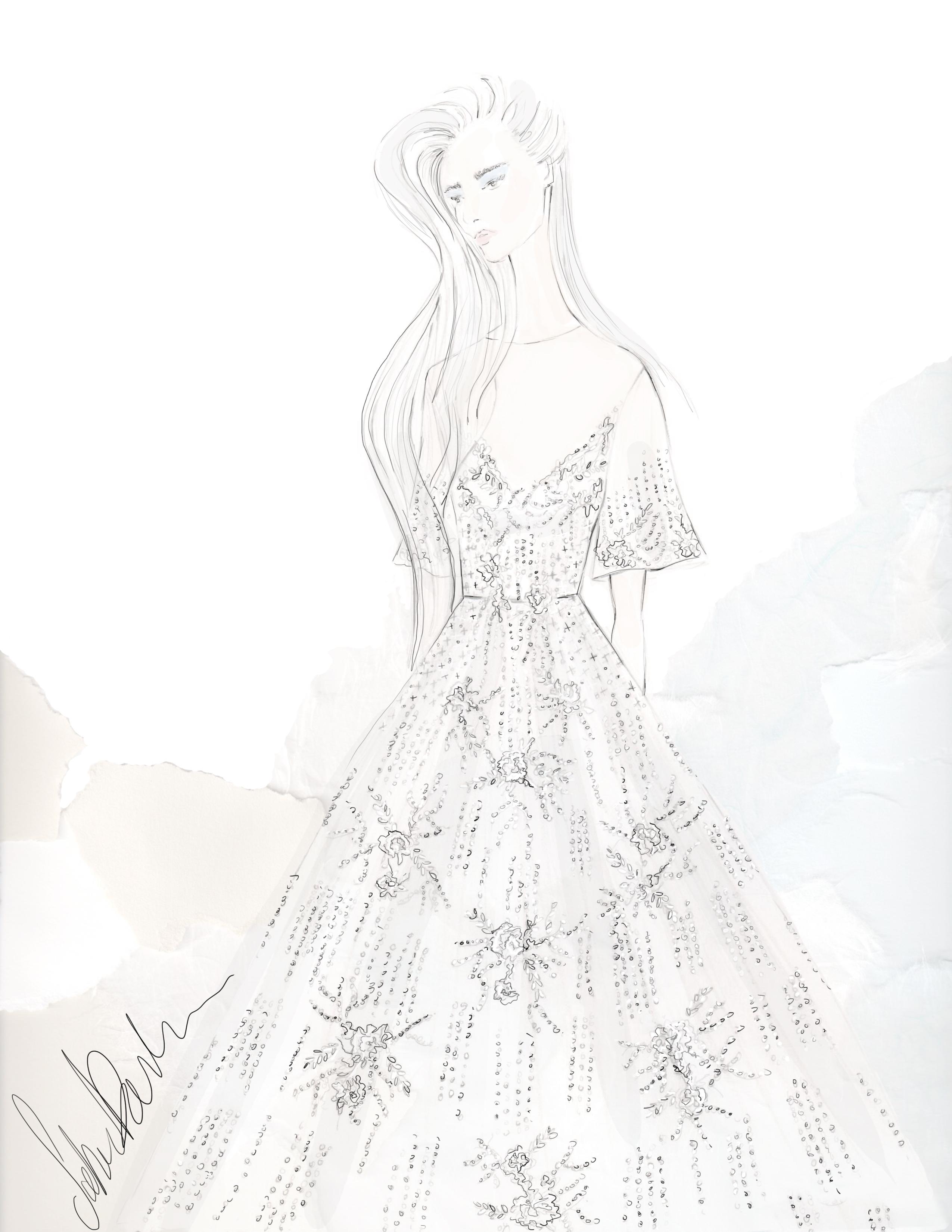 Spring 2018 BFW Sketches Sabrina Dahan