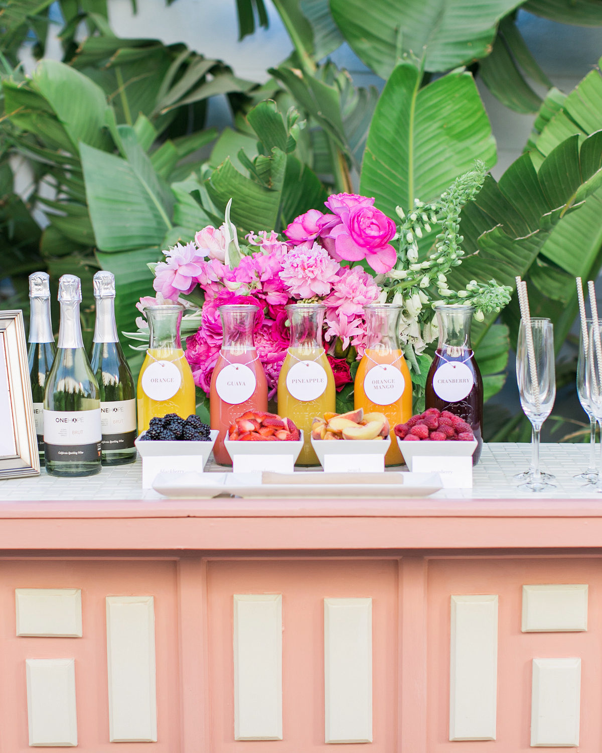 What Should You Serve at Your Post-Wedding Brunch This Summer?