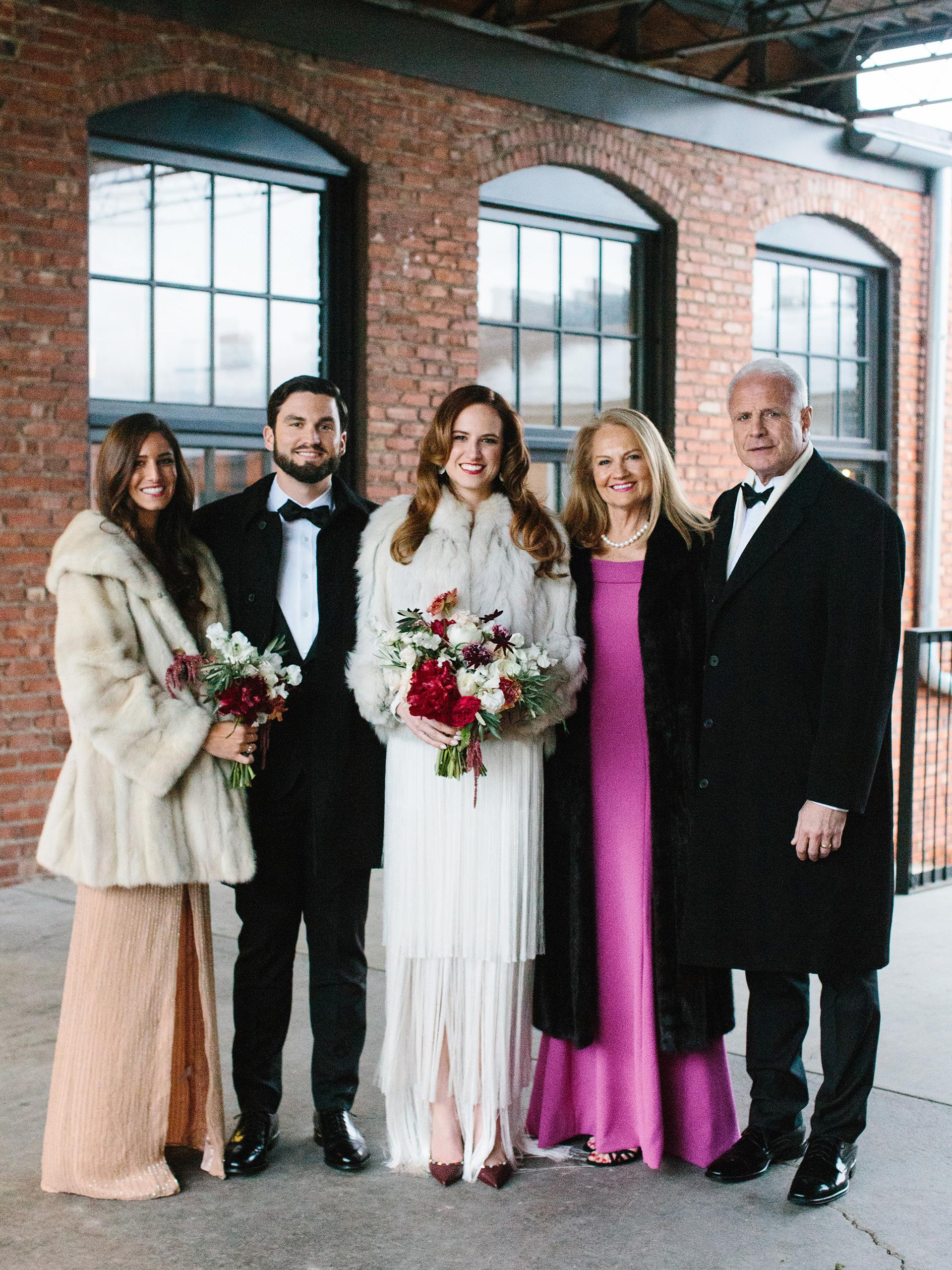 joanna jay wedding parents sister