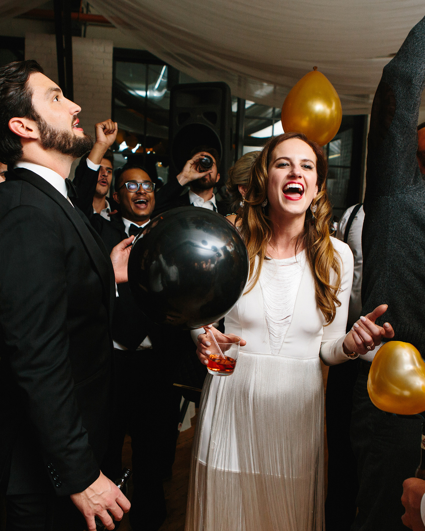 joanna jay wedding balloon drop