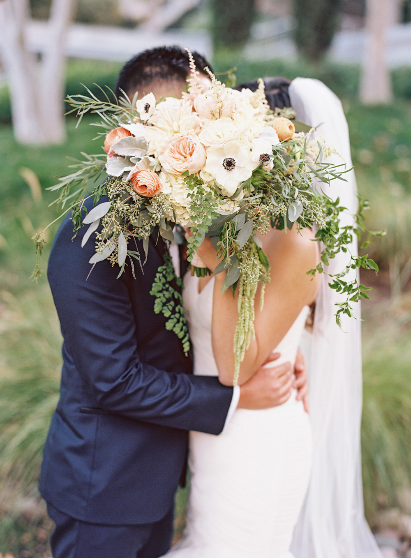 anemone bouquets caroline tran