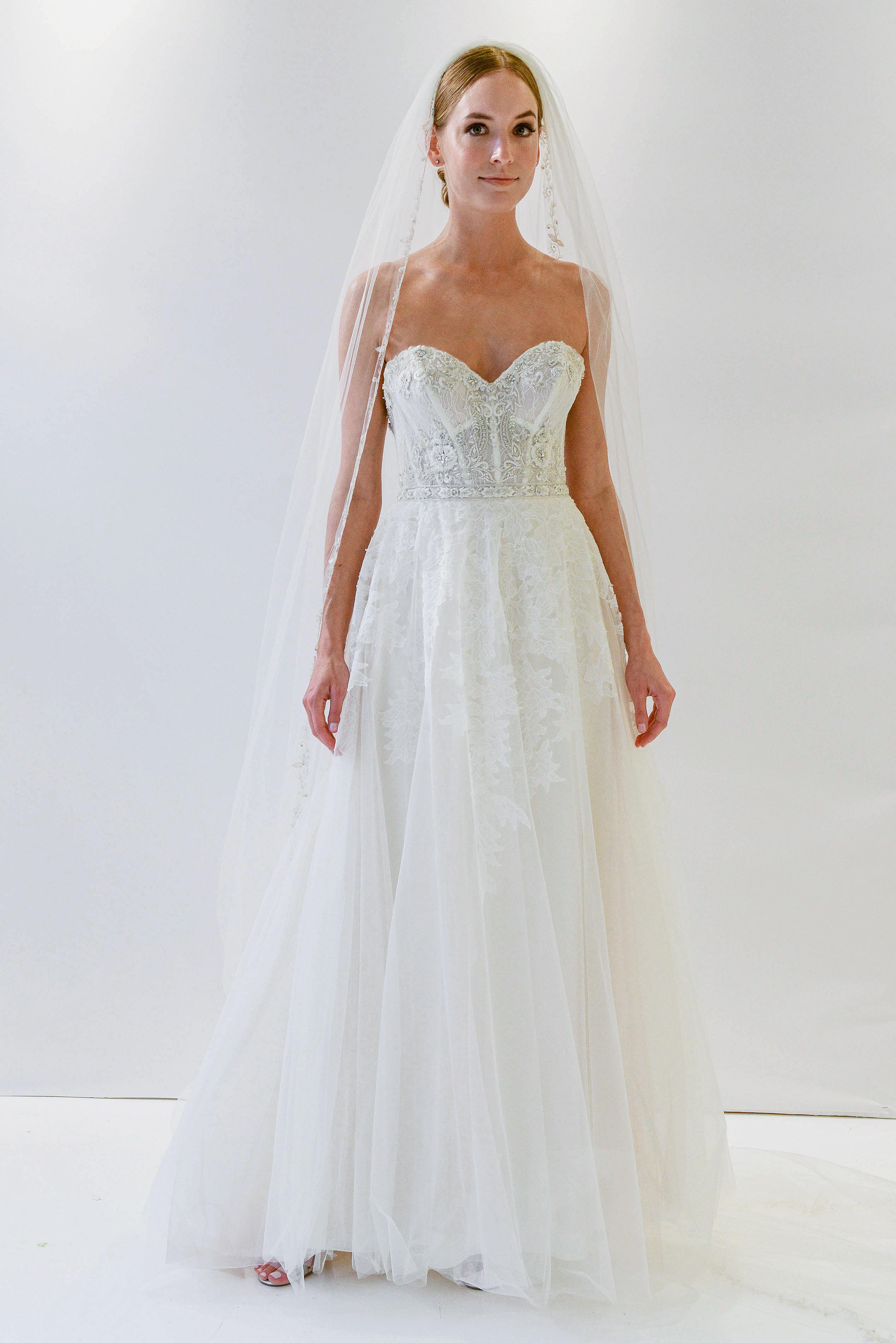 watters sweetheart a-line wedding dress spring 2018