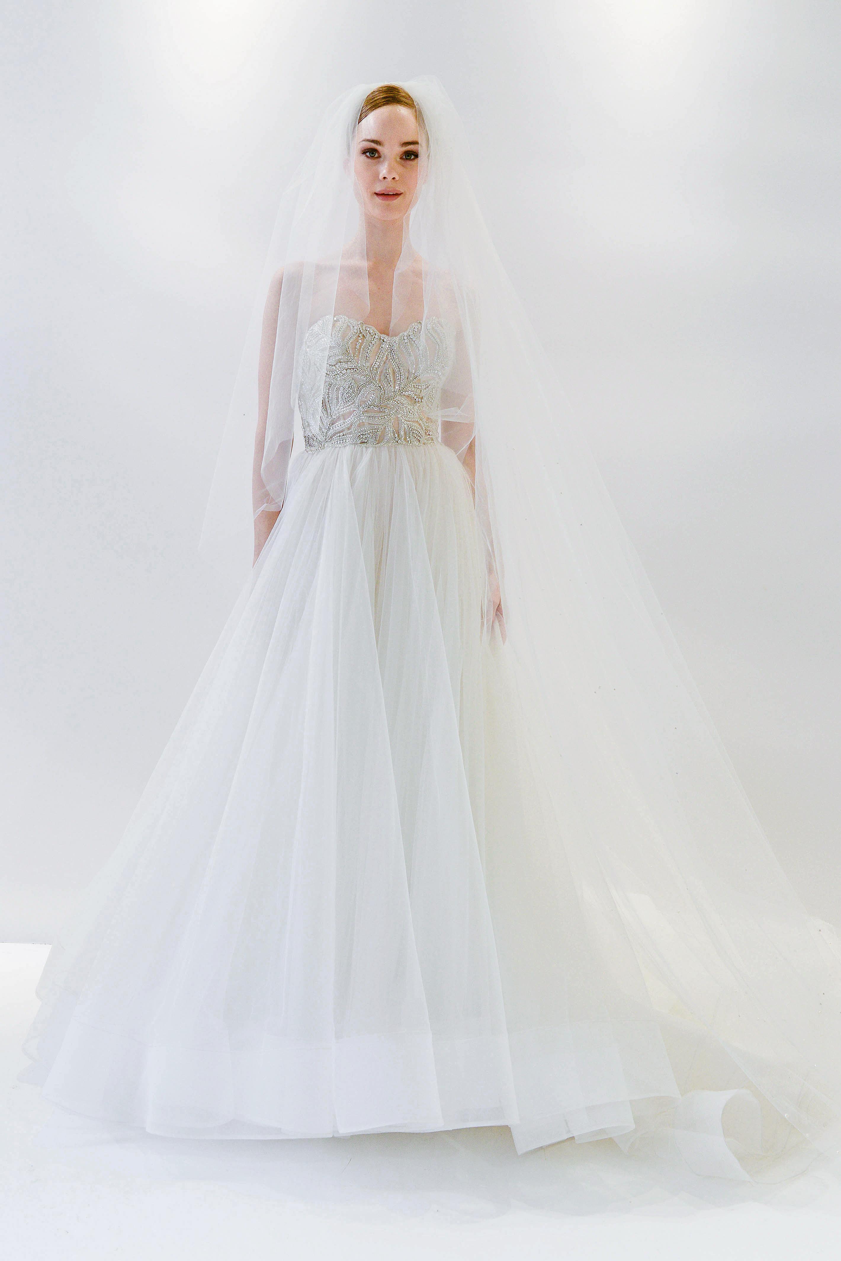 watters ball gown wedding dress spring 2018