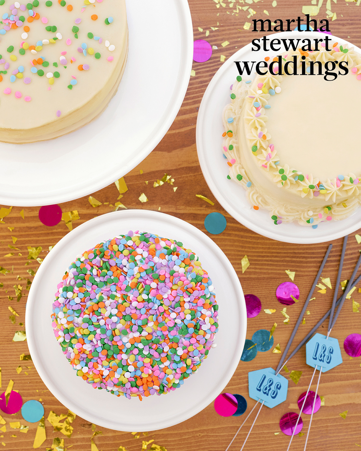 samira wiley lauren morelli wedding cakes
