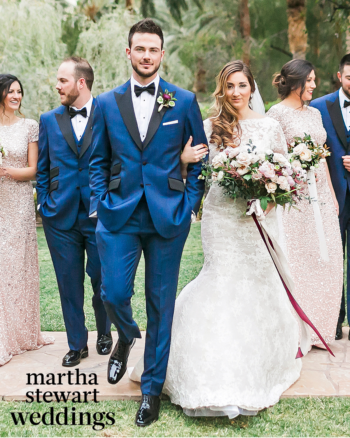 jessica and kris bryant bridal party