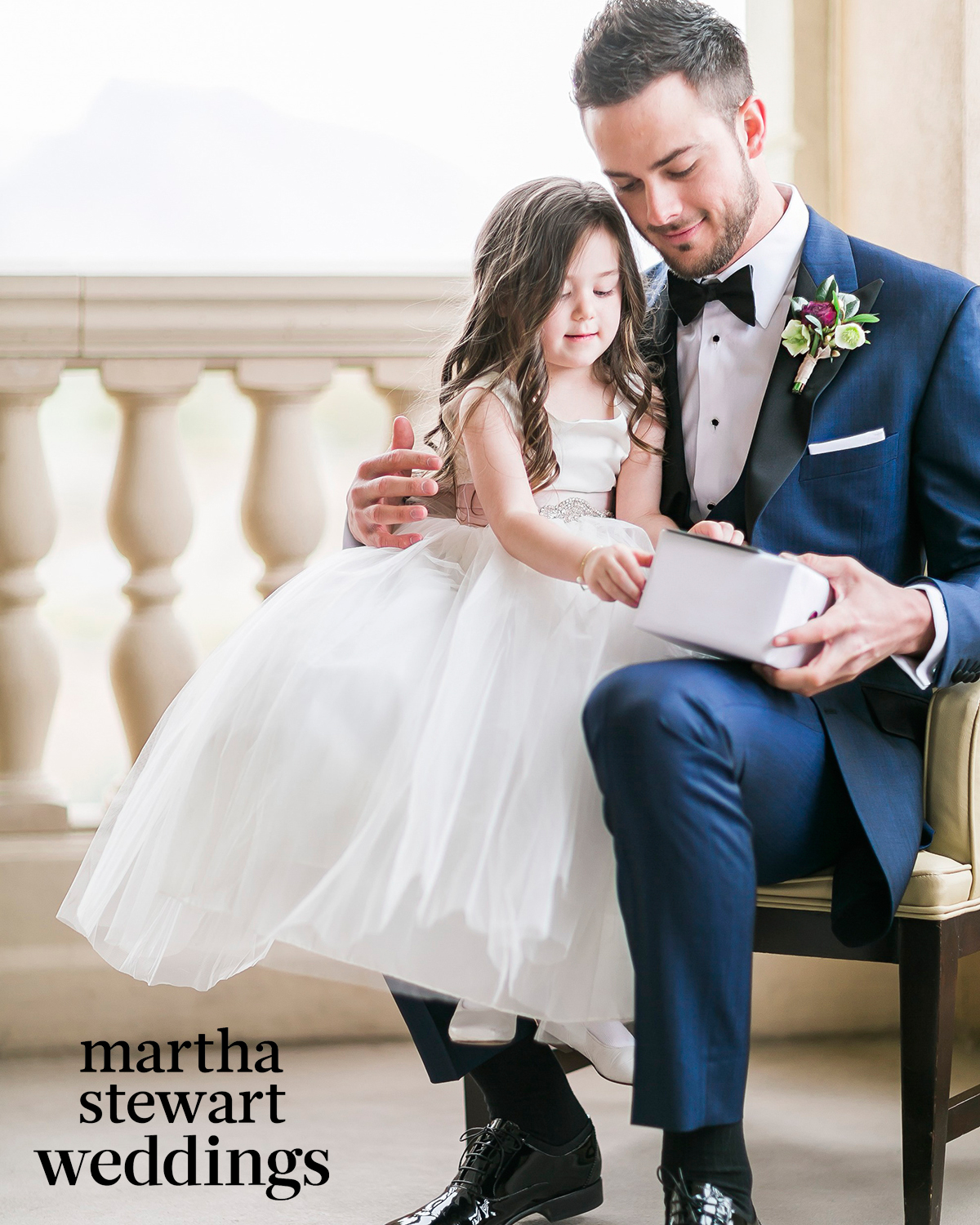 jessica and kris bryant flower girl