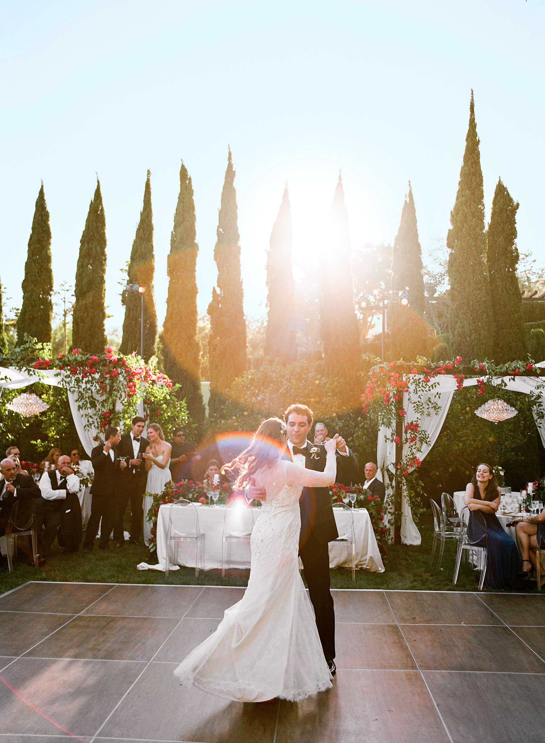 10 First Dance Song Ideas from Your Parents' Era