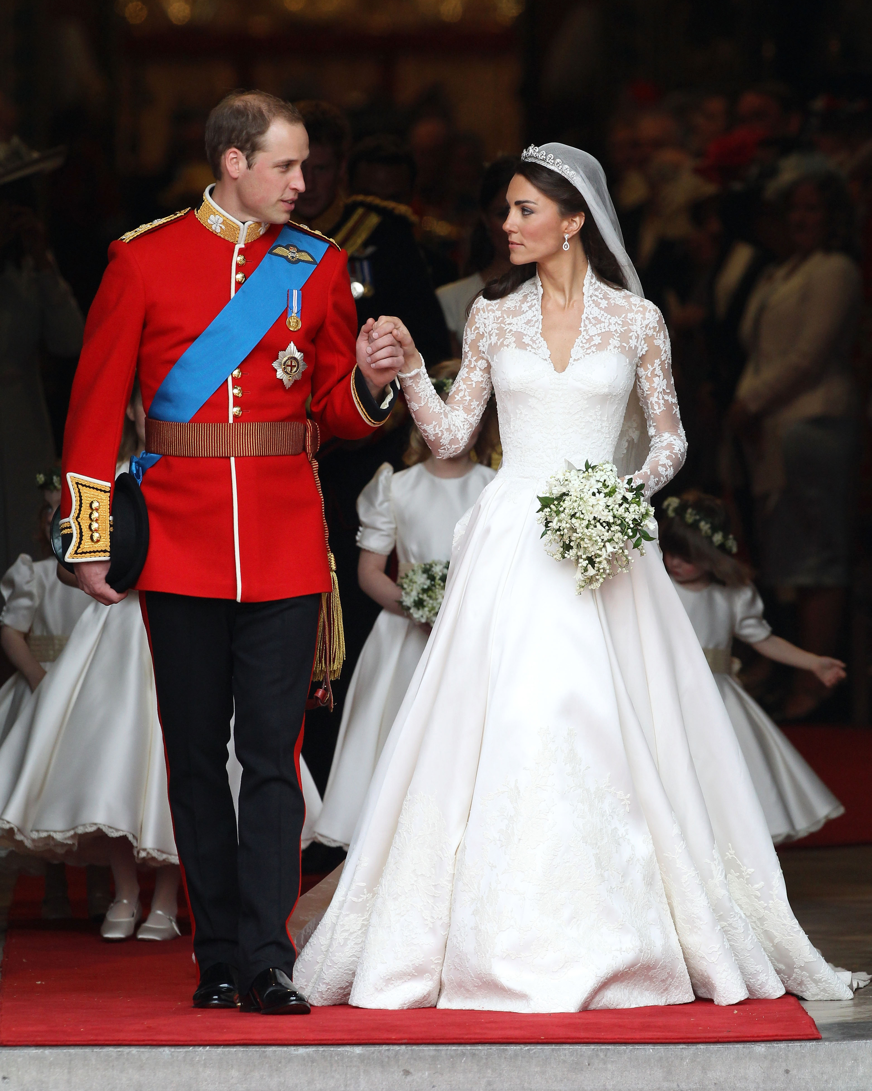 Prince William and Kate Middleton's Most Famous Wedding Photo Almost Didn't Happen