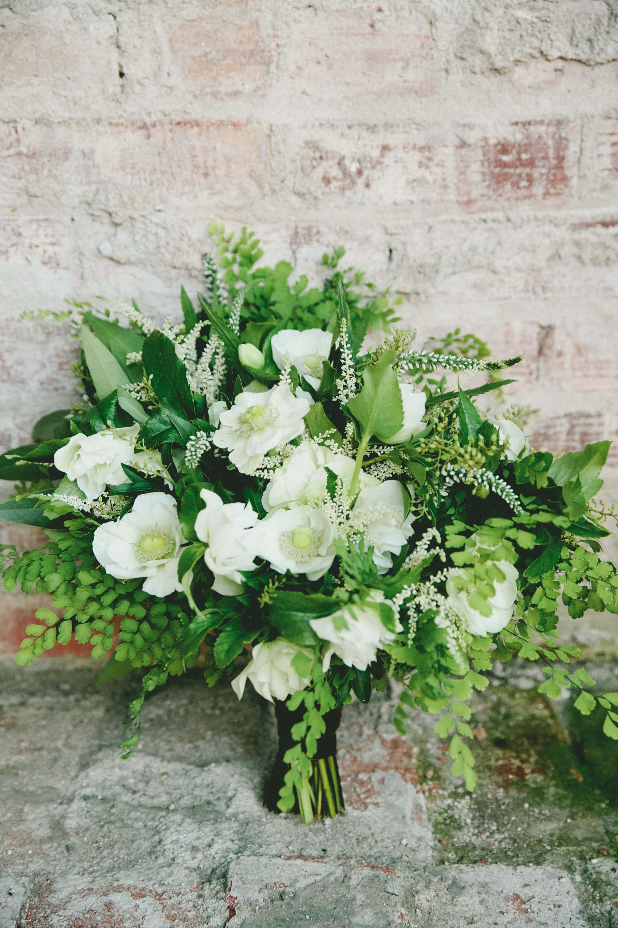 Timeless Fern Bouquet
