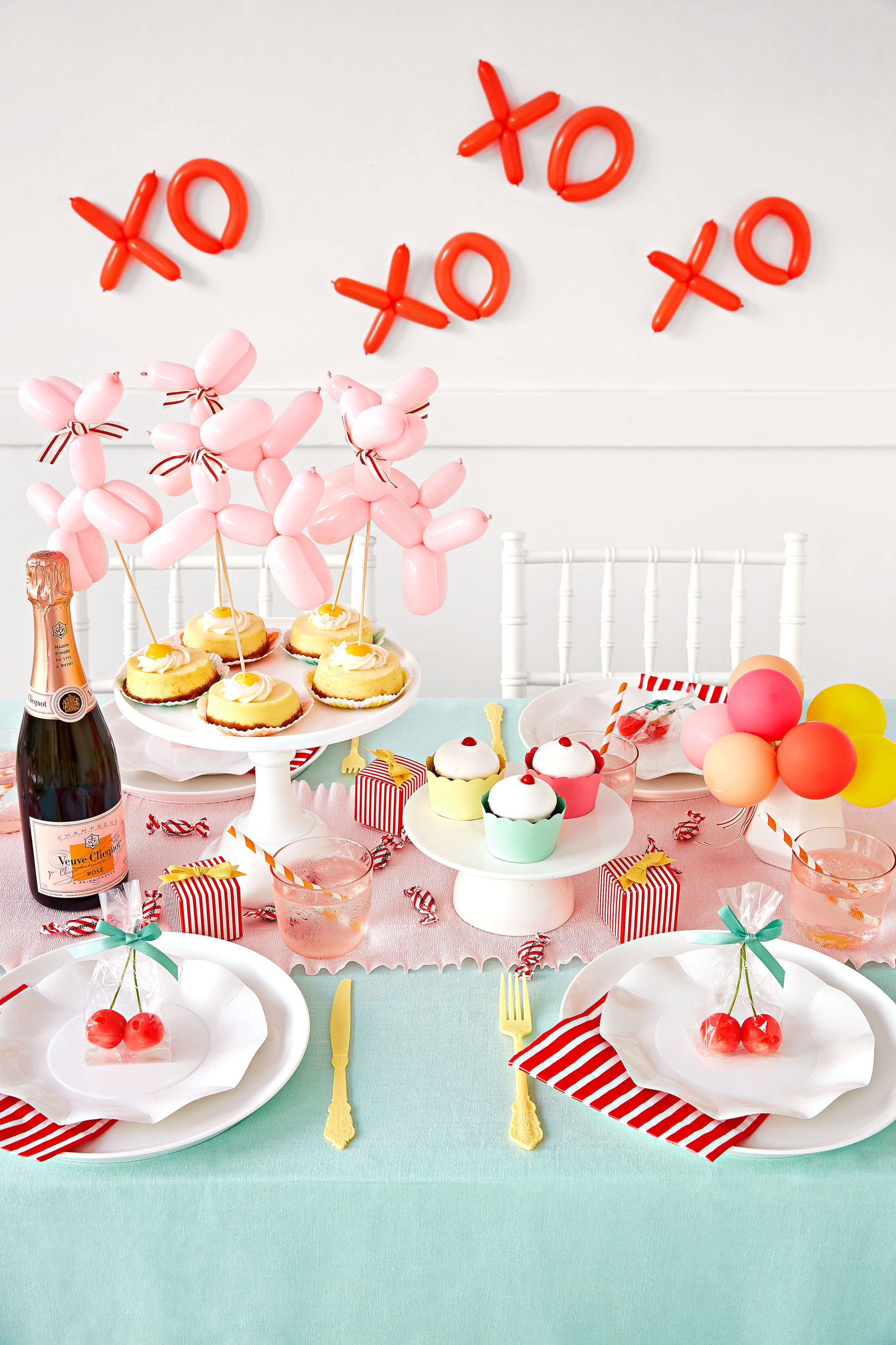 French-Inspired Bridal Shower Ideas from Oh Happy Day