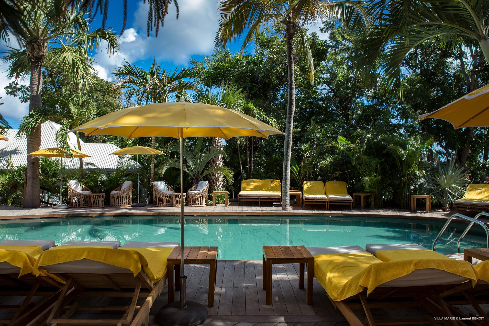 villa marie resort st. barths