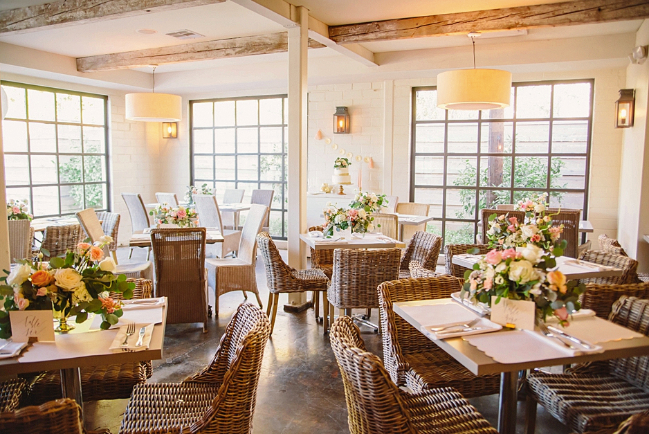 top city bridal shower venues tiny boxwoods