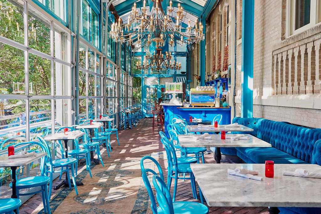 top city bridal shower venues hotel havana ocho restaurant