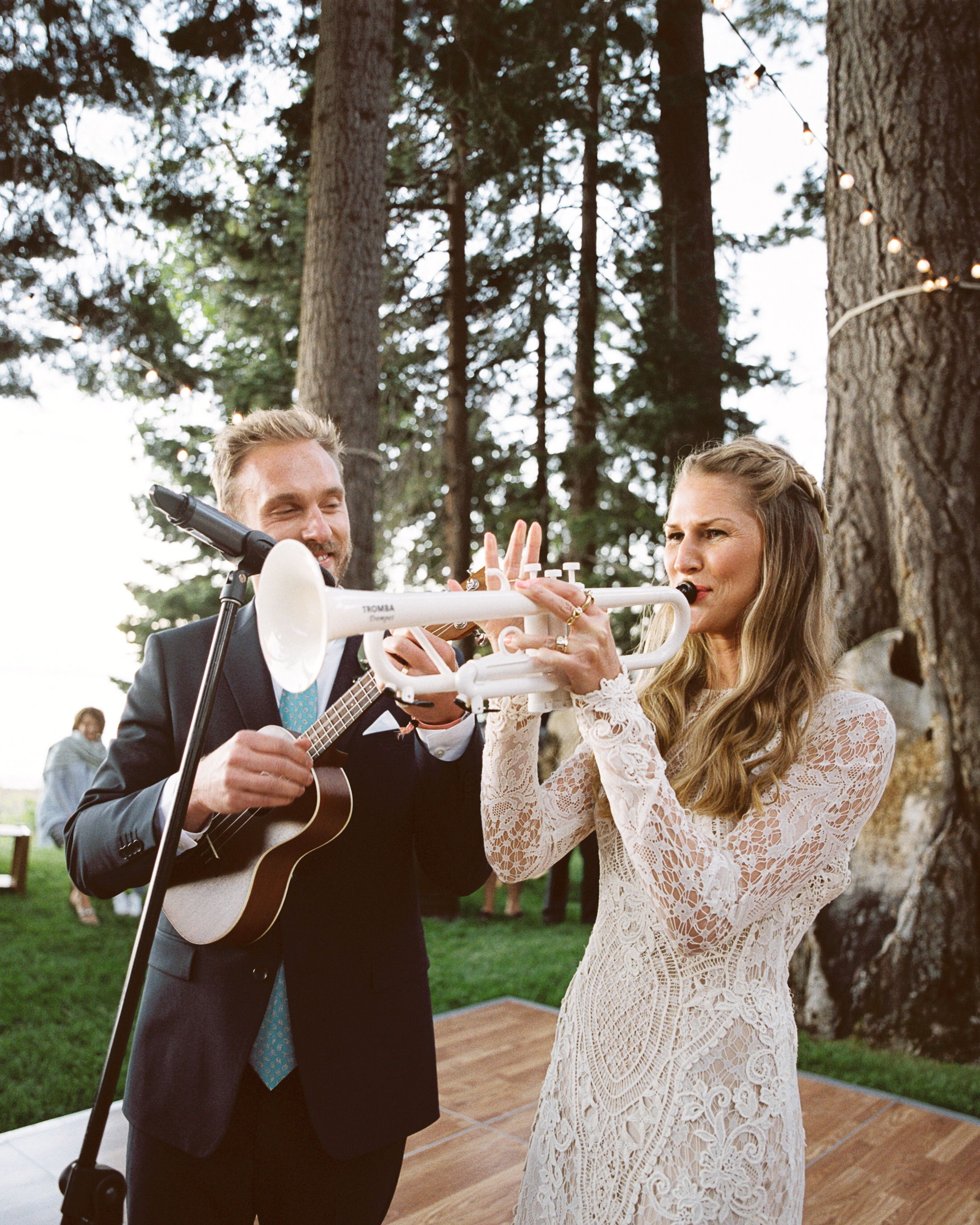 Is It Weird to Play Music During Your Ceremony?