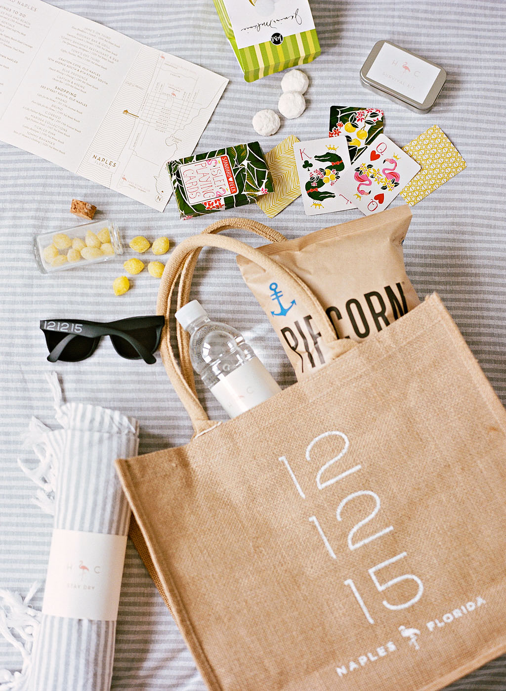 5 Wedding-Planner Favorites to Put in Your Welcome Bag