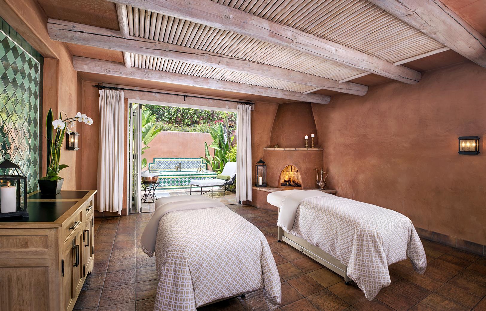 Bachelorette spa and wellness retreat