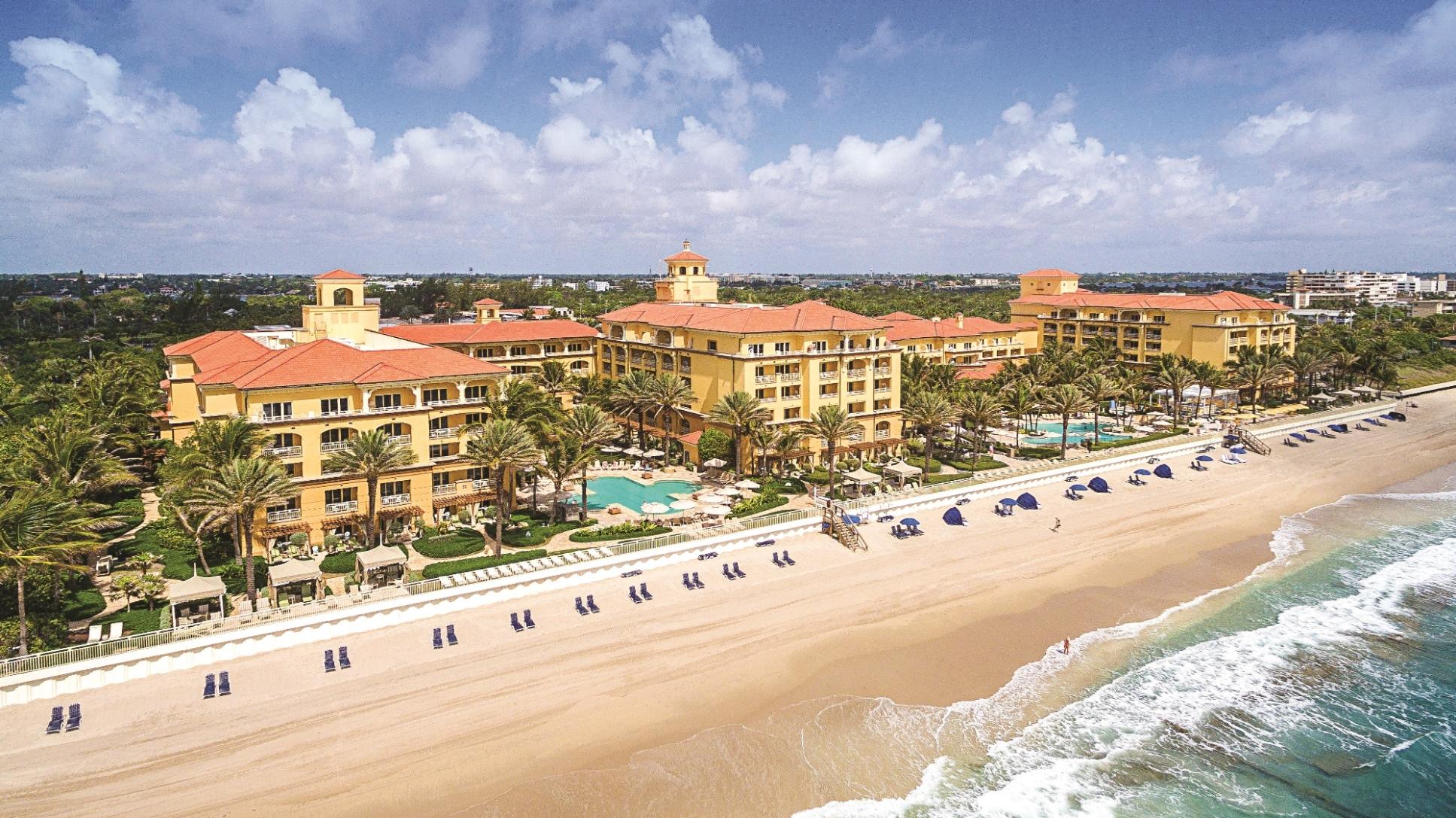 Oceanfront luxury bachelorette wellness spa and retreat
