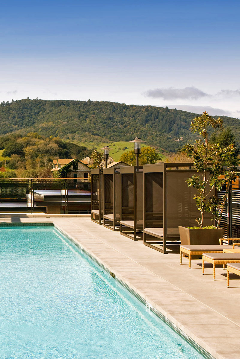 Bardessono Hotel & Spa, Yountville, California