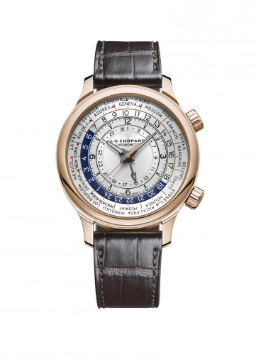 chopard luc time traveler watch