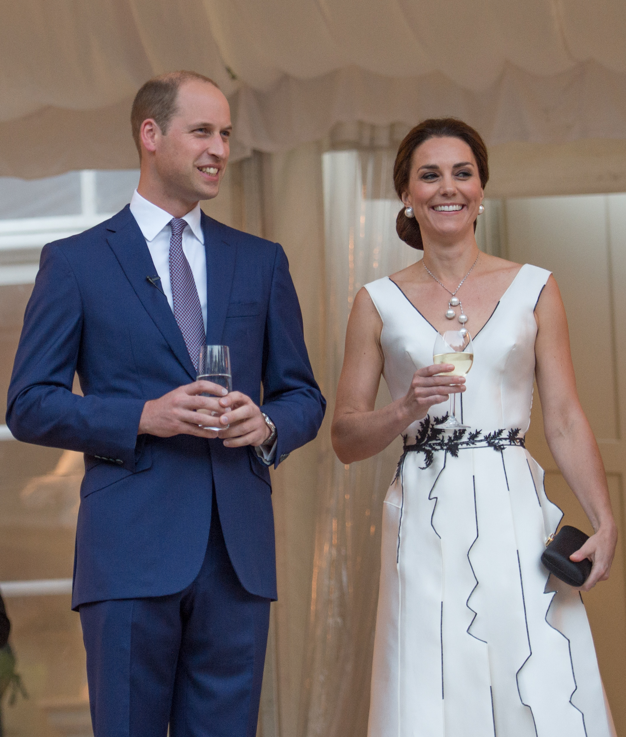 Wedding-Worthy Little White Dresses Straight from Kate