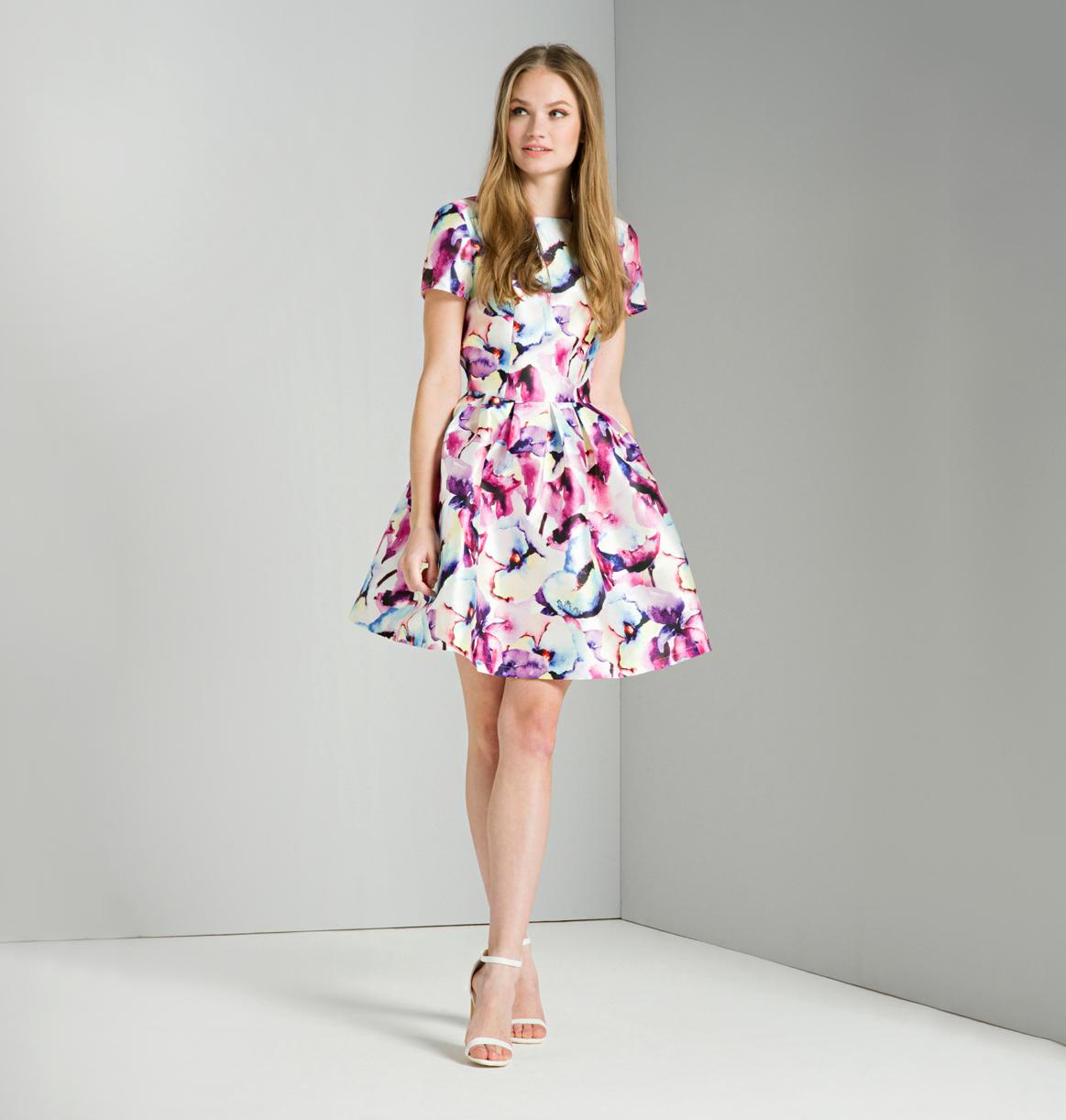 chi chi london aubrey floral dress
