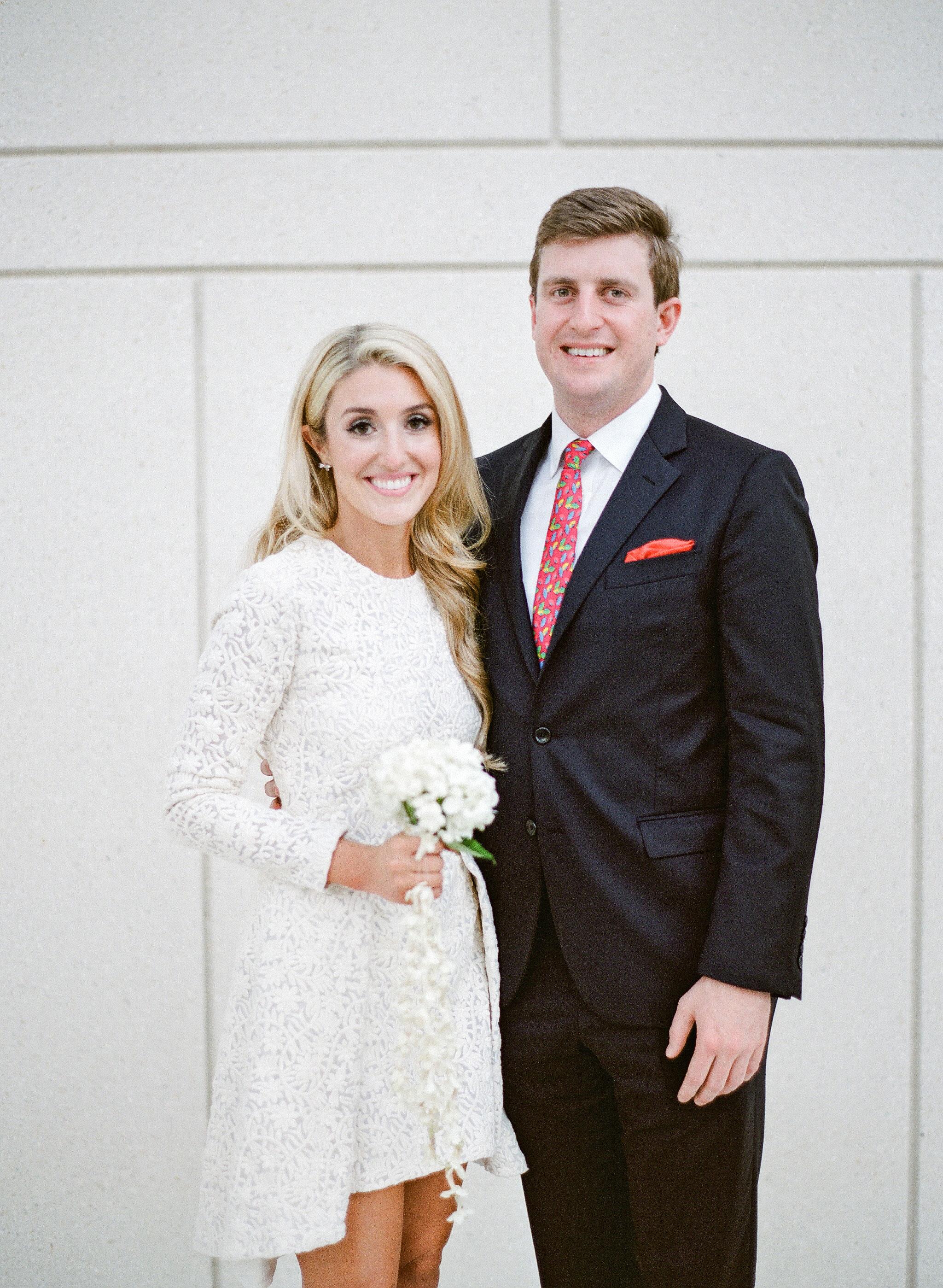 natalie jamey wedding church ceremony