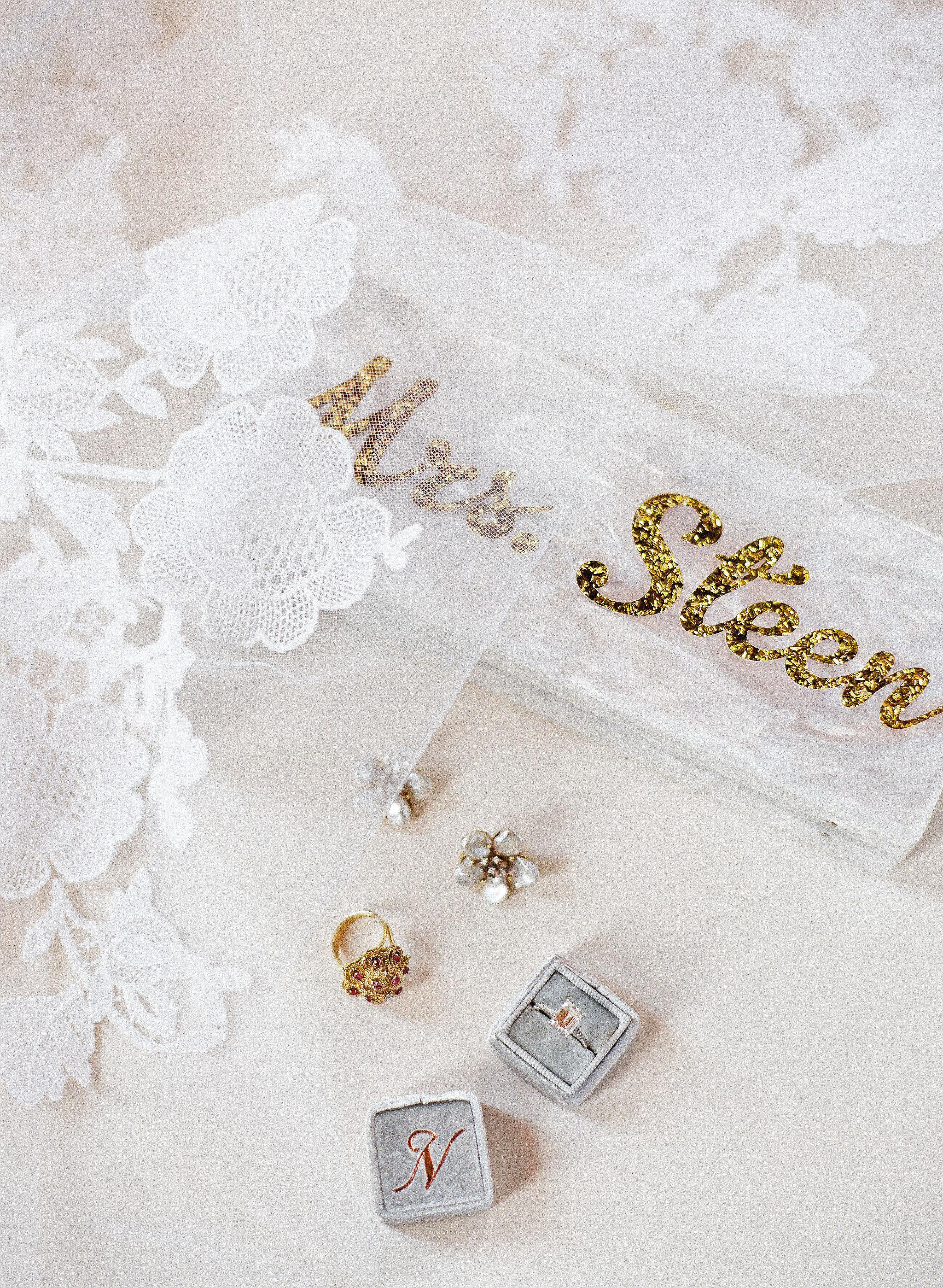 natalie jamey wedding clutch