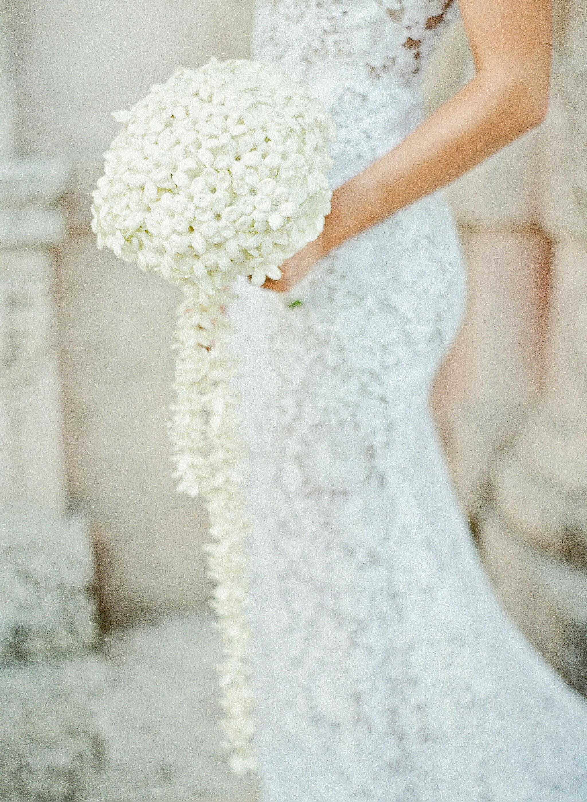 natalie jamey wedding bouquet