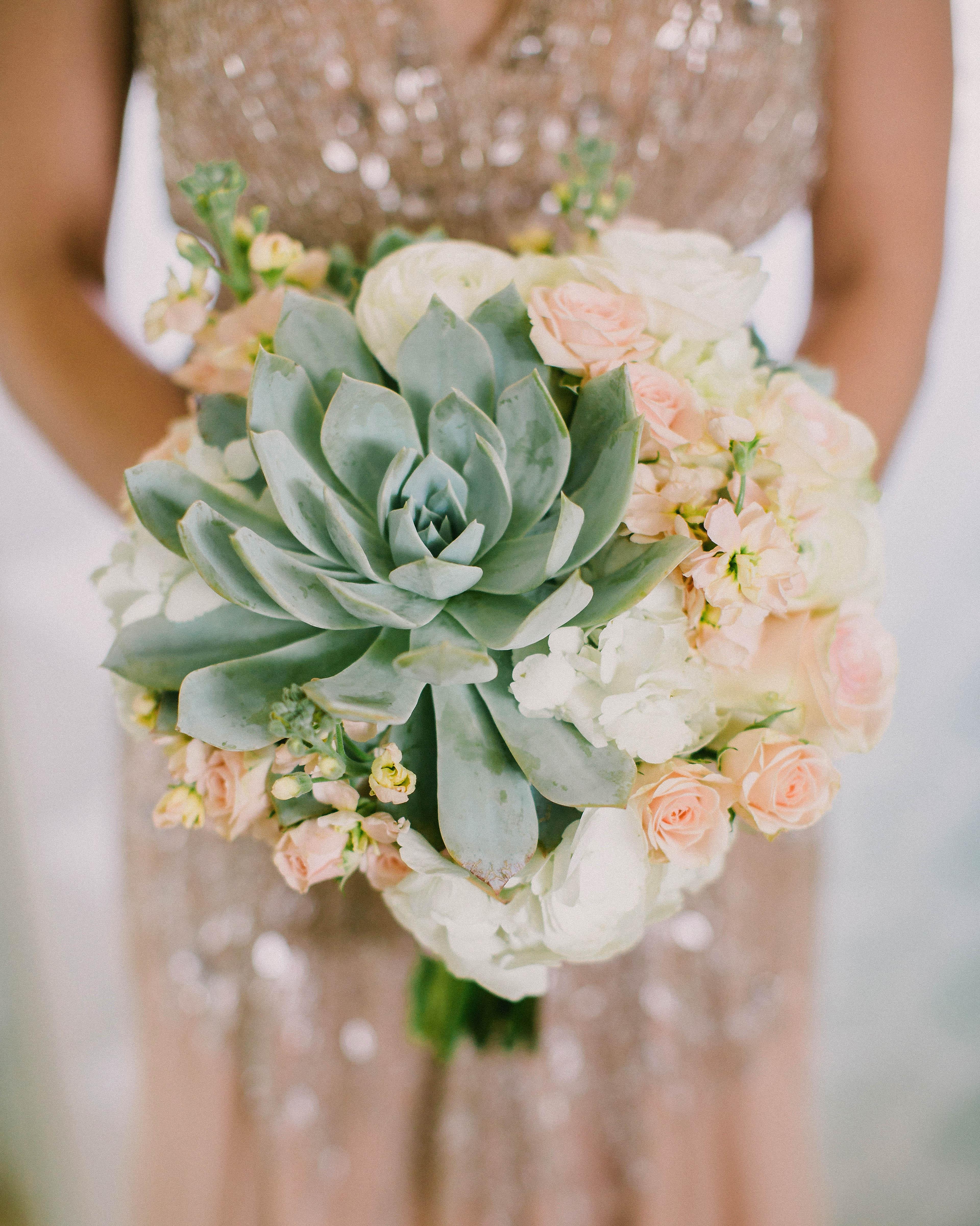 heat resistant bouquets succulents