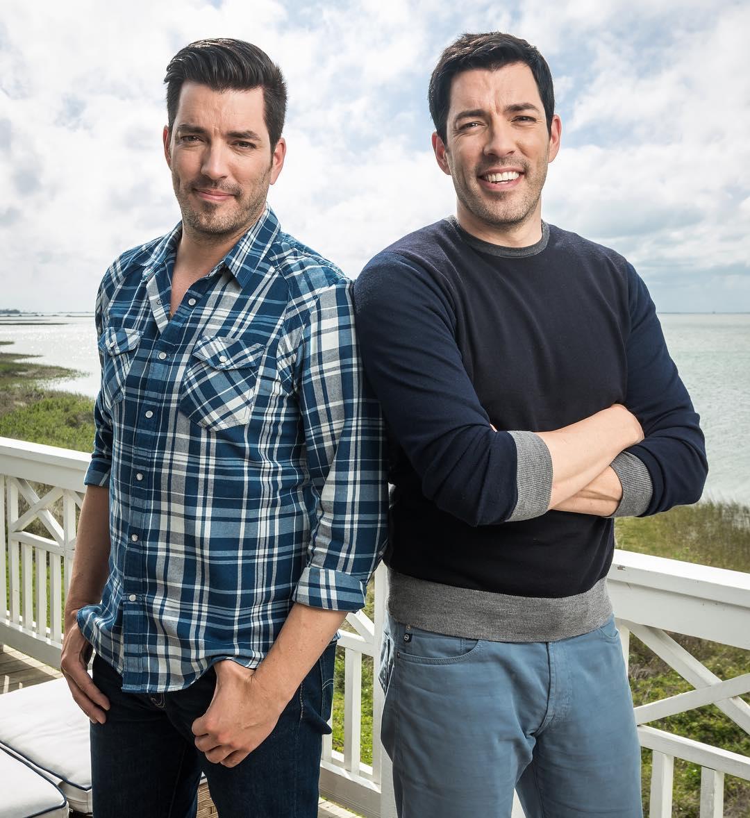 Property Brothers stars Jonathan Scott and Drew Scott