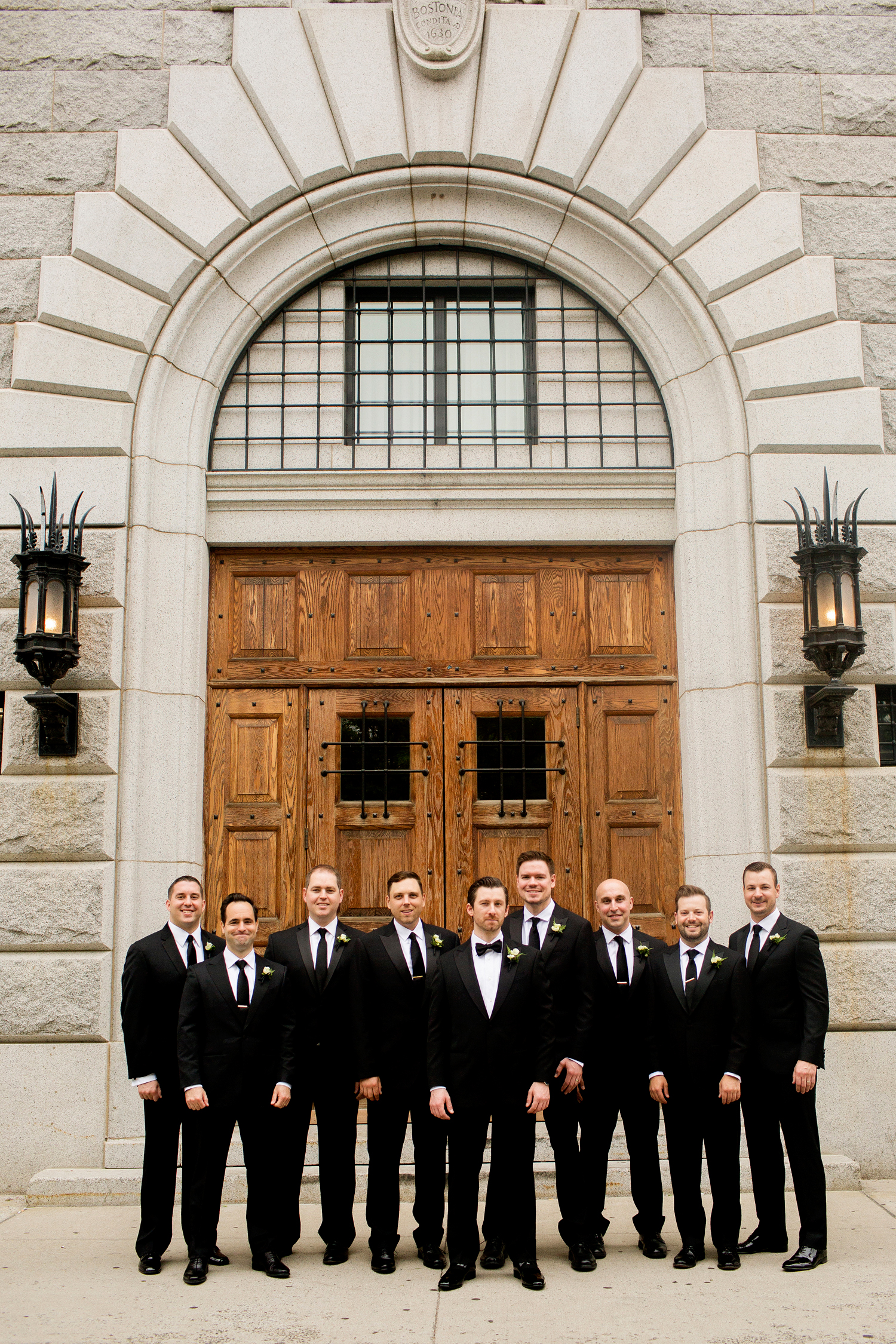 groomsmen church