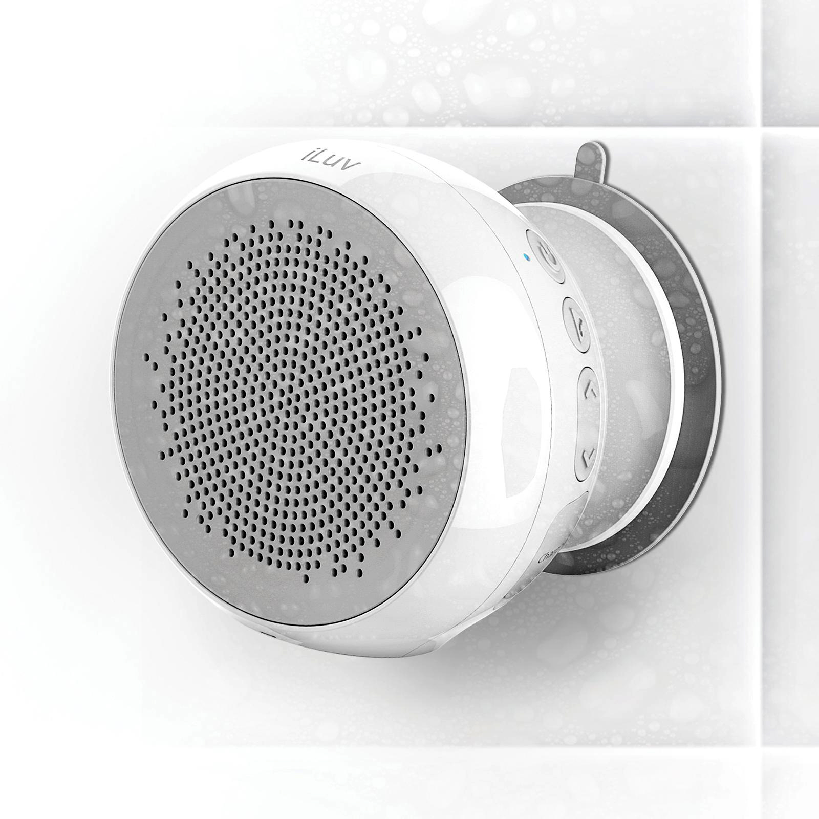 morning registry items iluv aud shower bluetooth speaker