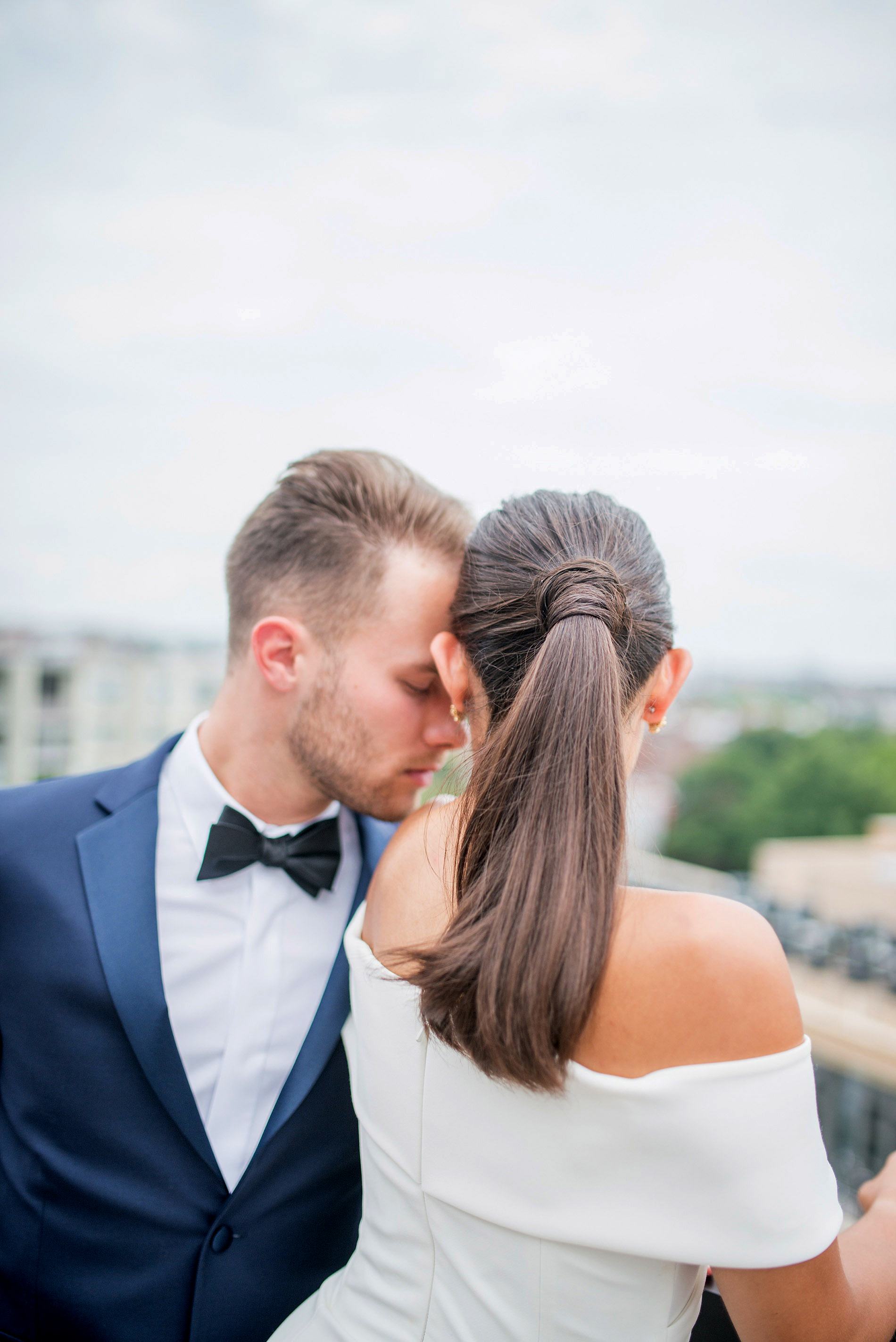30 Wedding Worthy Ponytails To Complete Your Bridal Beauty