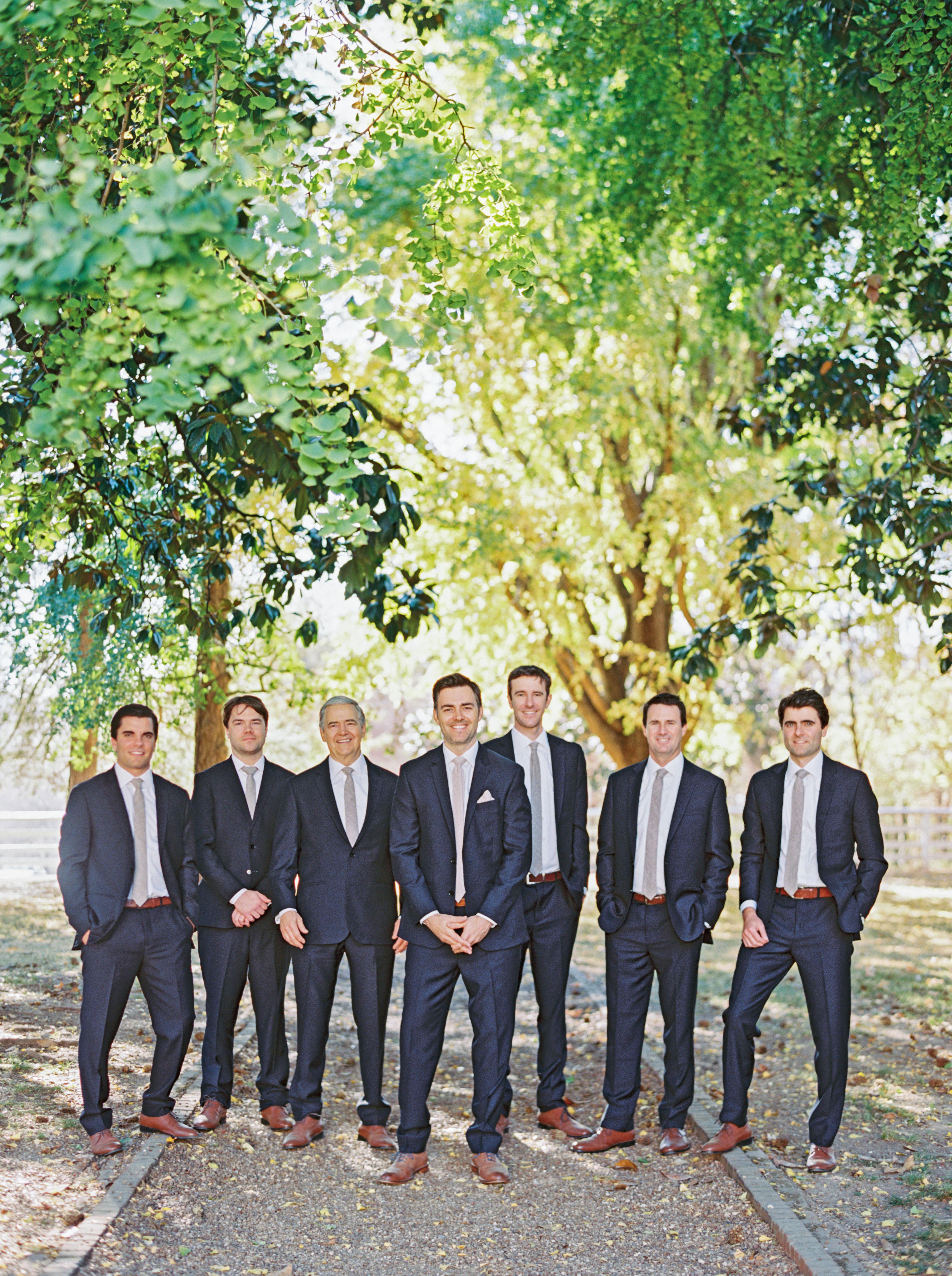 jayme barry wedding groomsmen