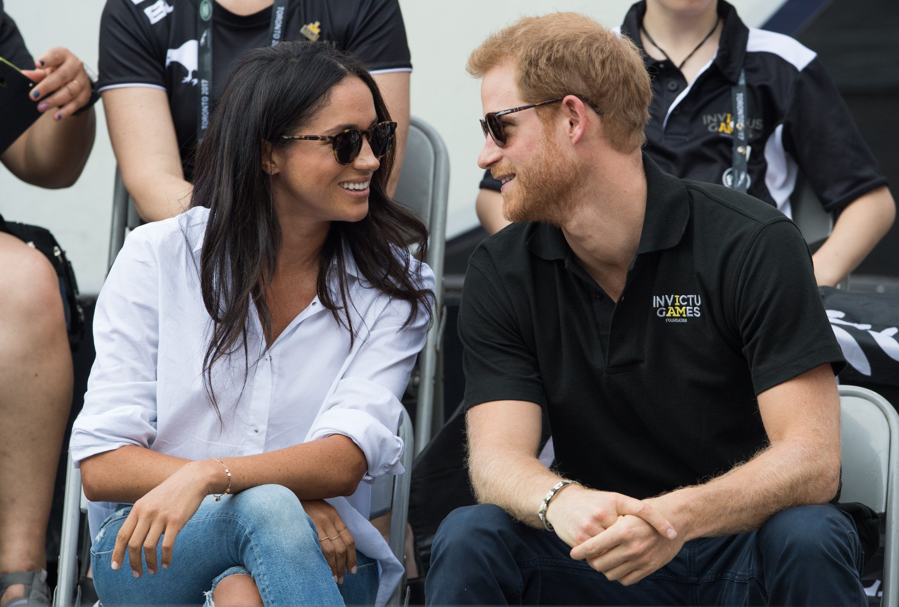 Prince Harry Spent Some Quality Time with Meghan Markle's Mom