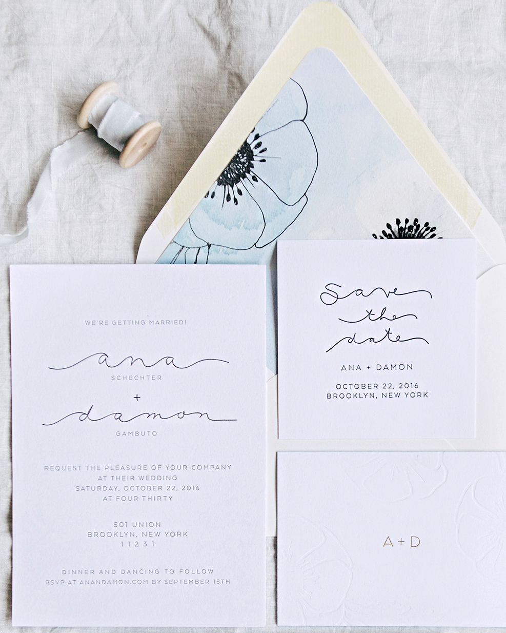 7 Major Wedding Invitation Trends, According to Stationers
