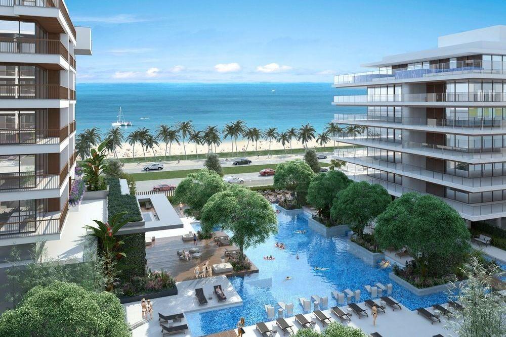 hotel pool ocean rio de janeiro