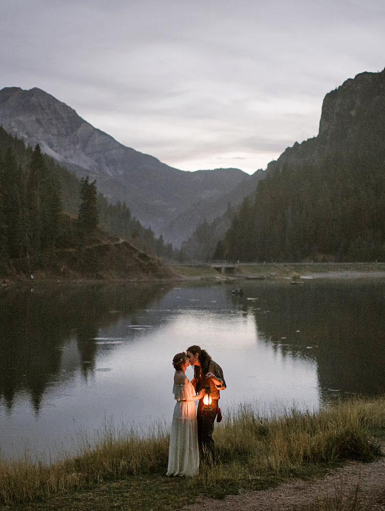 epic elopement locations sundance utah