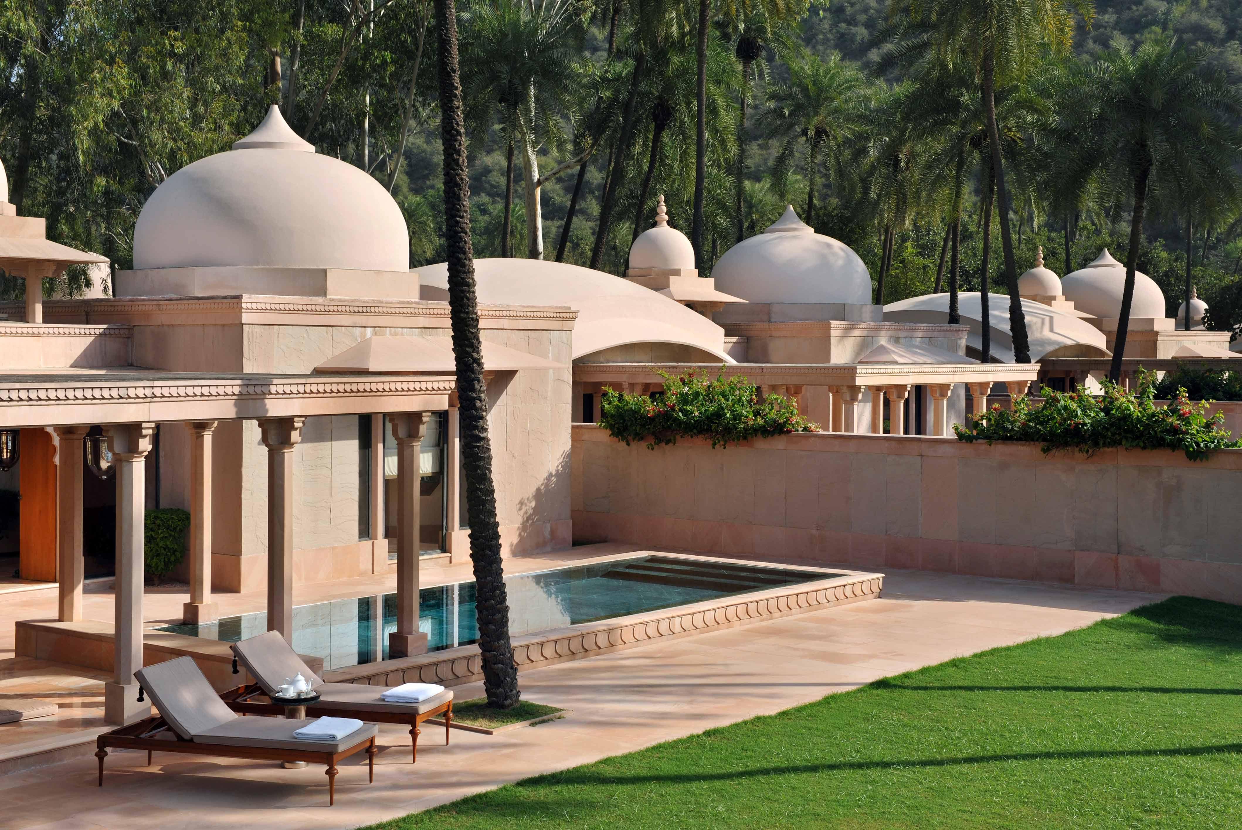 resorts pools