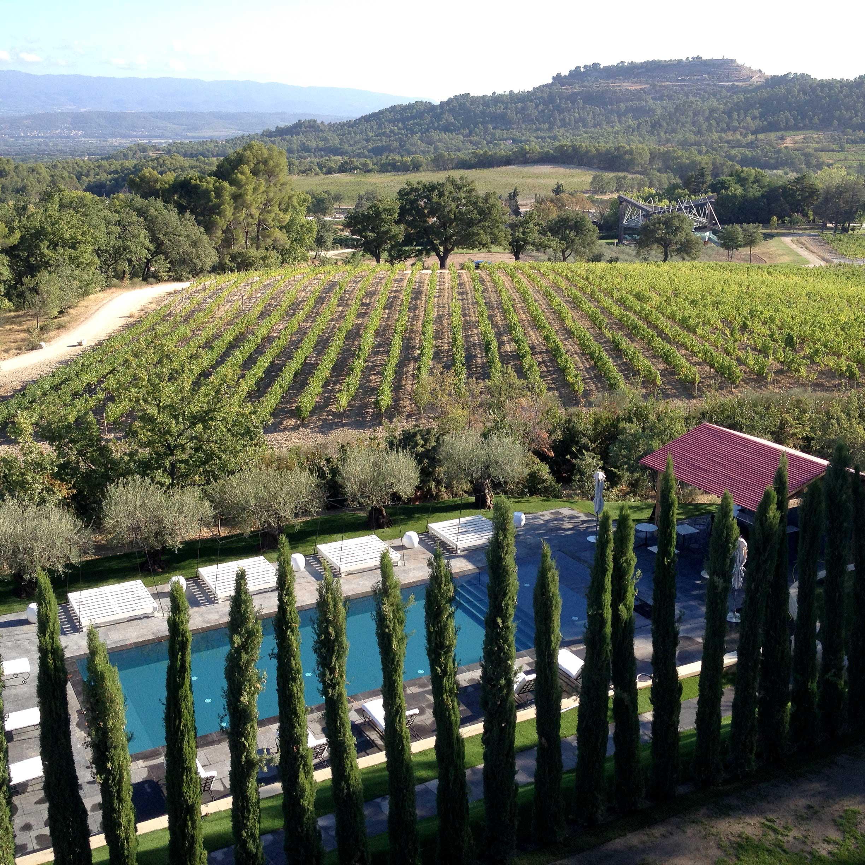 provence hotel museum vineyard
