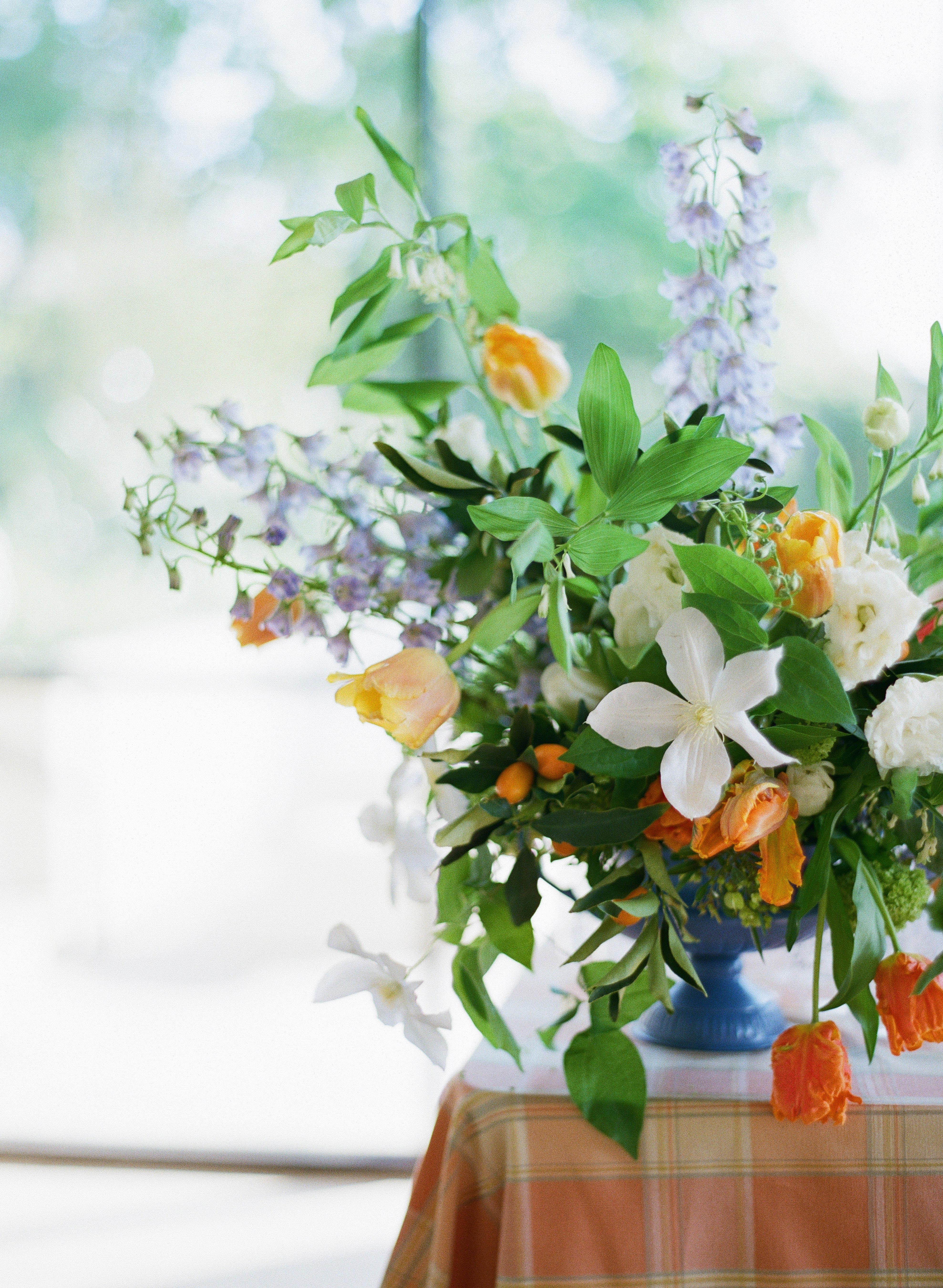 brunch flowers