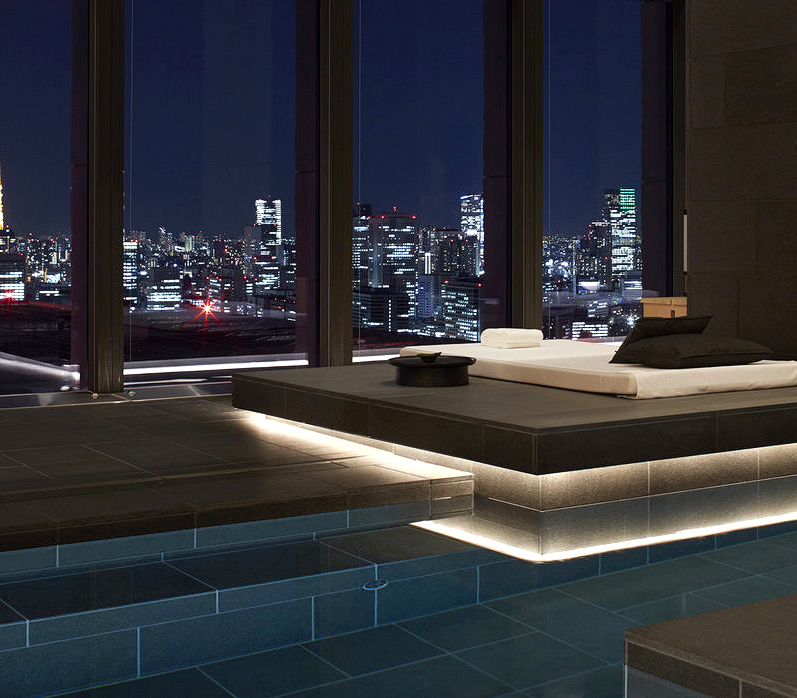 tokyo hotel cityscape view