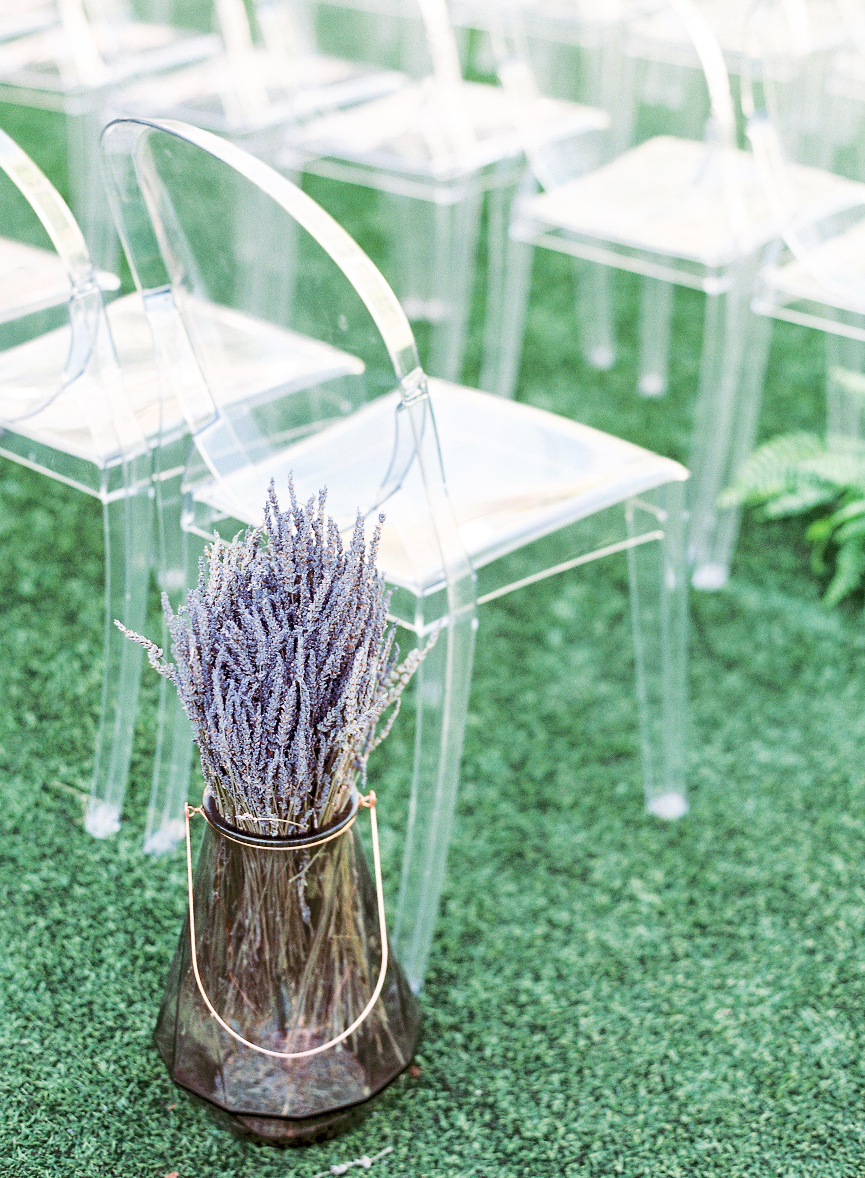 lavender aisle