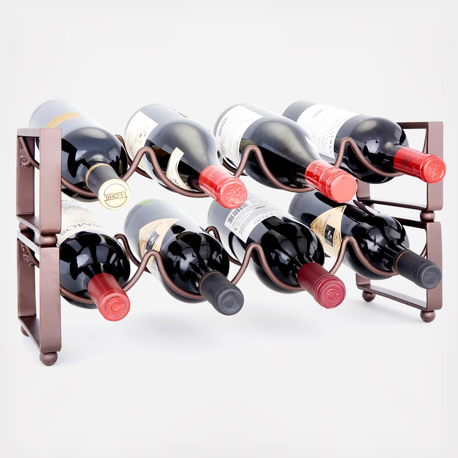 old dutch wine rack