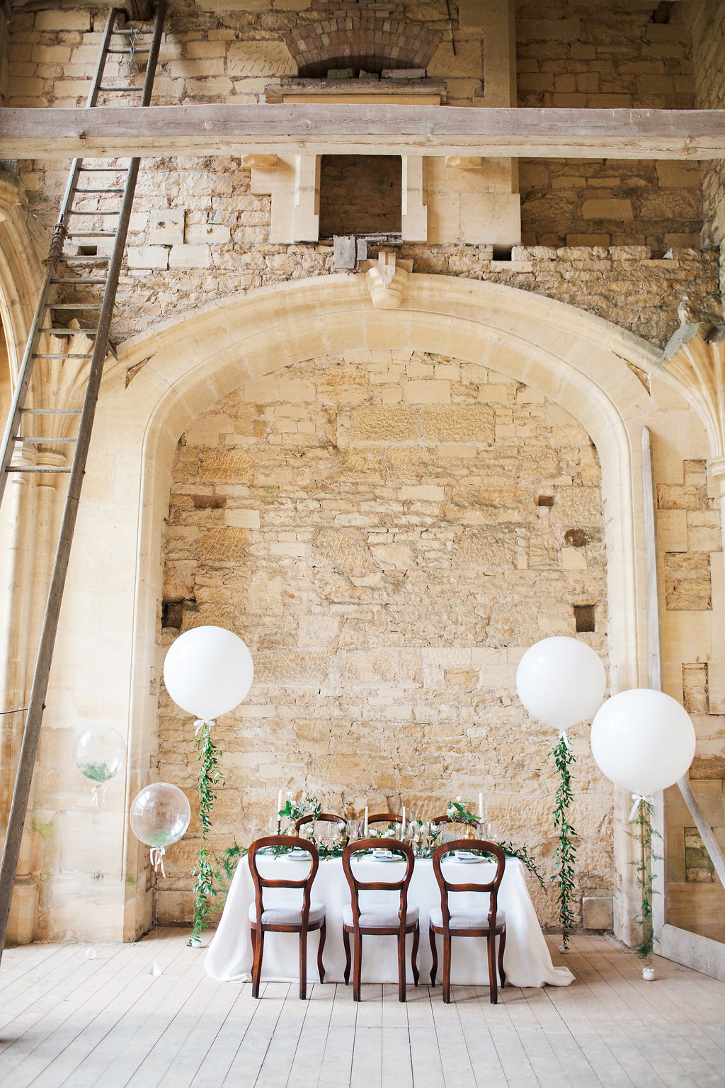 Elegant Head Table