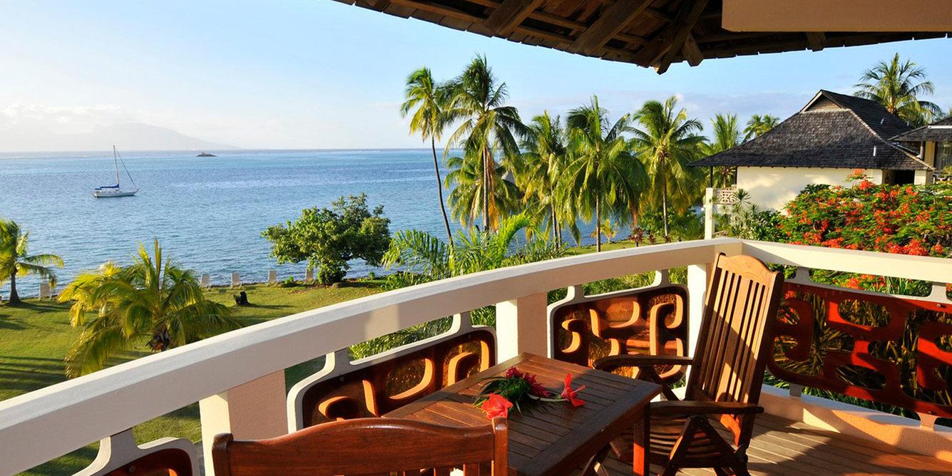 tahiti hotels intercontinental resort