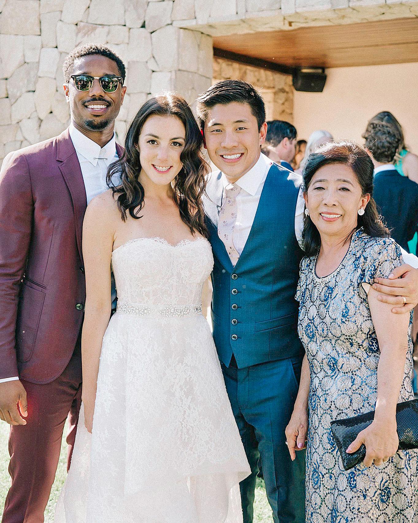 perri phil wedding guests
