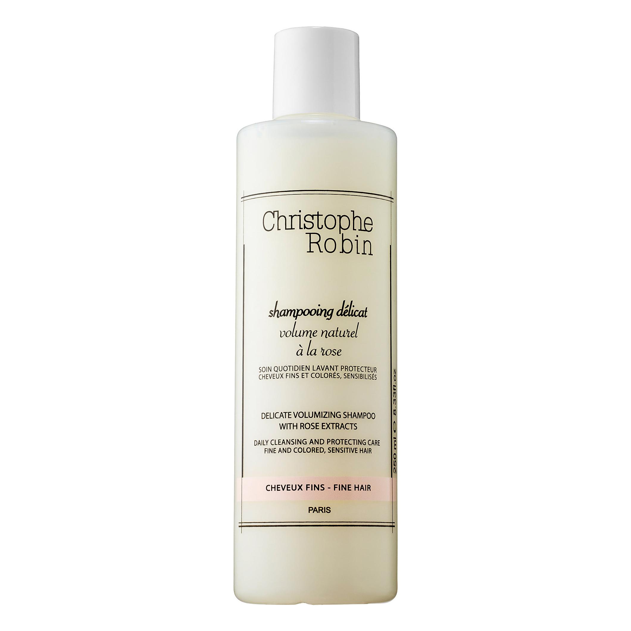 natural shampoos christophe robin