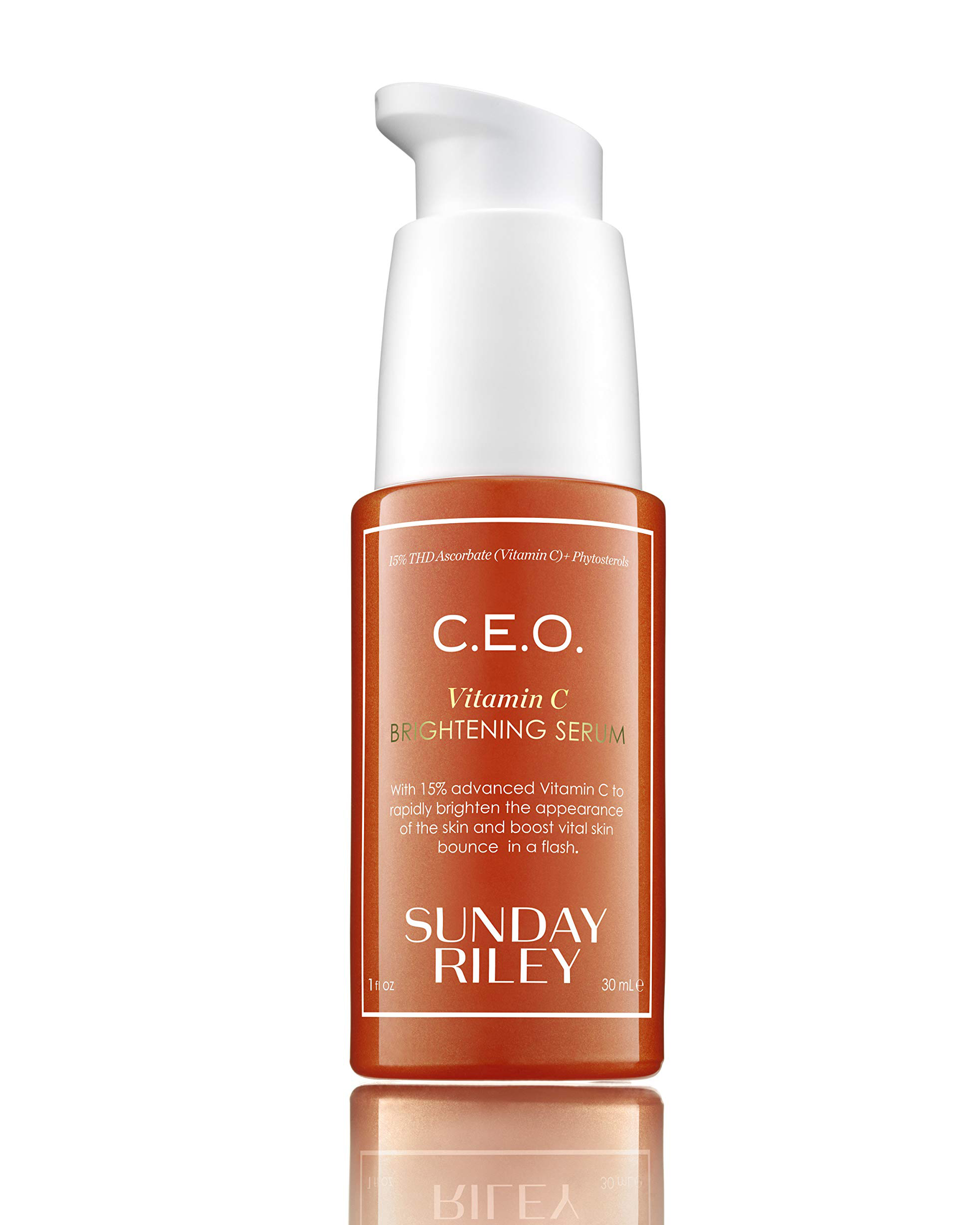 Sunday Riley C.E.O. Vitamin C Brightening Serum