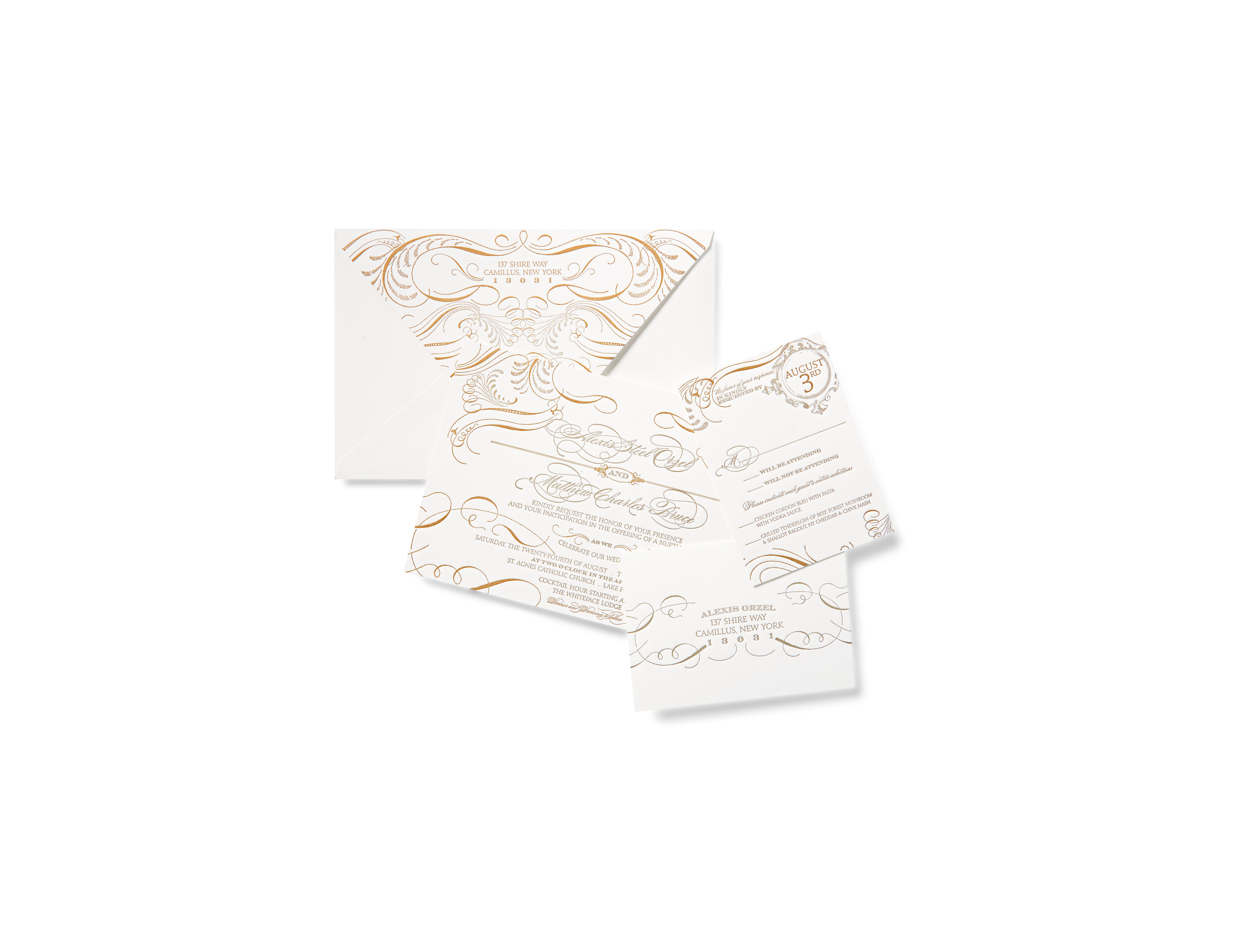 An Eco-Friendly Guide to Wedding Invitations and Stationery